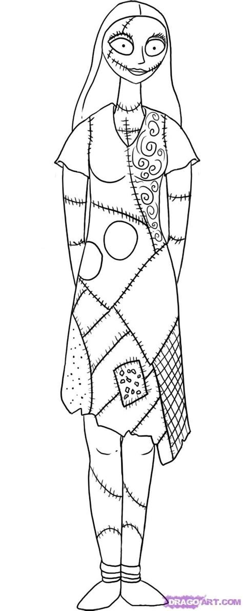 tim burton s the nightmare before coloring book for everybody nightmare before characters coloring pages az