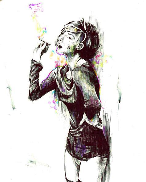 smoking colors by monkeyman artwork on deviantart