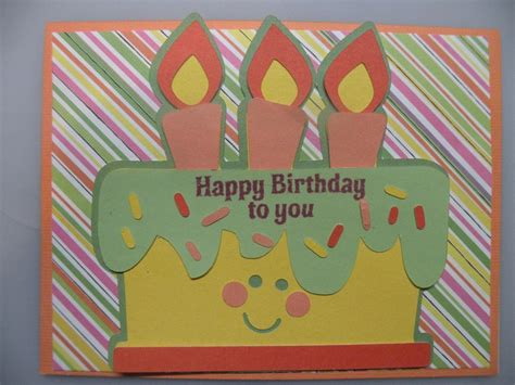 make your birthday card birthday card create easy how to make a birthday card