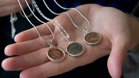 how to make coin jewelry 10 uses for canadian coins ebaum s world