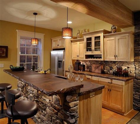 rustic kitchen design ideas easy ways to achieve the rustic kitchen look decor