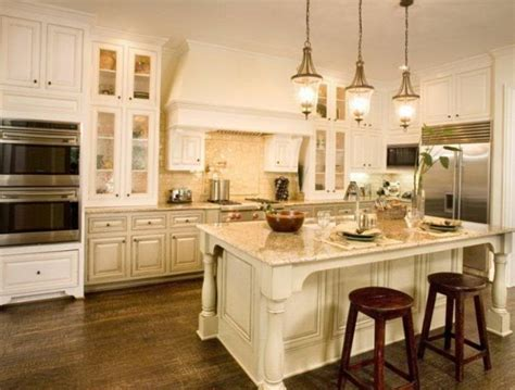 antique glaze kitchen cabinets antique white kitchen cabinets back to the past in