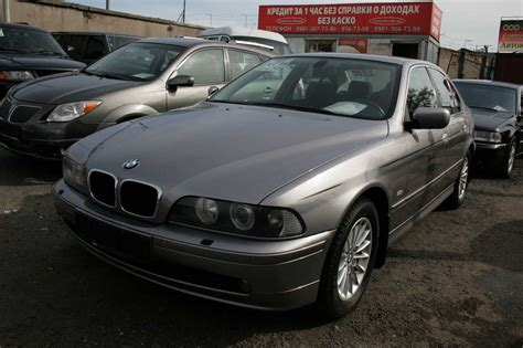 2002 Bmw 5 Series by 2002 Bmw 5 Series Pictures 2200cc Manual For Sale