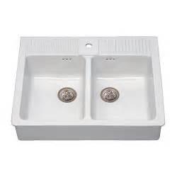 kitchen sinks ikea domsj 214 bowl sink ikea