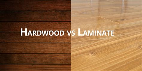 hardwood vs laminate flooring 6 factors to consider when picking laminate vs hardwood