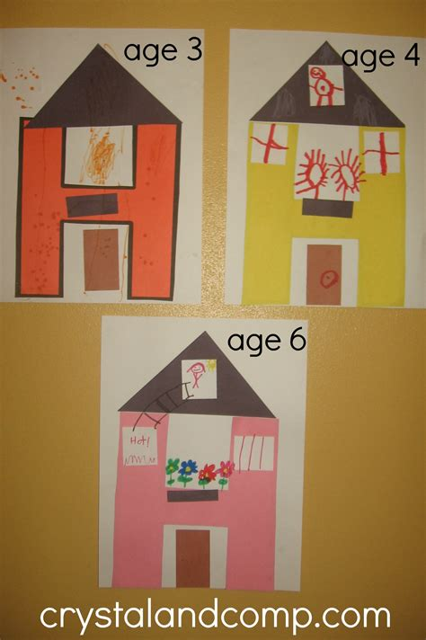 house craft ideas for letter of the week h alphabet activities for preschoolers