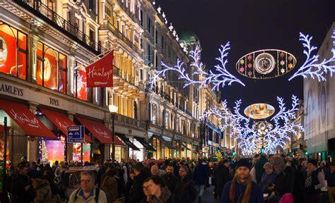 oxford st lights oxford starts s festivities