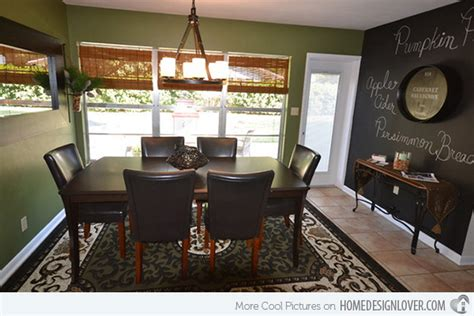 chalkboard paint ideas restaurants chalkboard accents in 15 dining room spaces decoration
