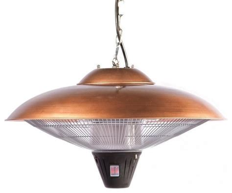 company to hang lights hanging copper halogen patio heater contemporary