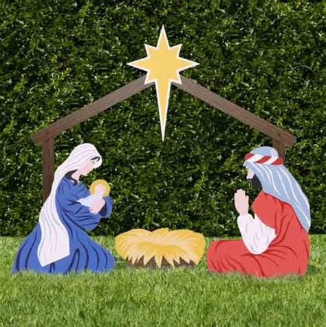 religious outdoor decorations breathtaking outdoor decorations for some
