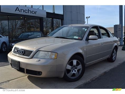 2001 Audi A6 by 2001 Melange Metallic Audi A6 2 7t Quattro Sedan 59689245