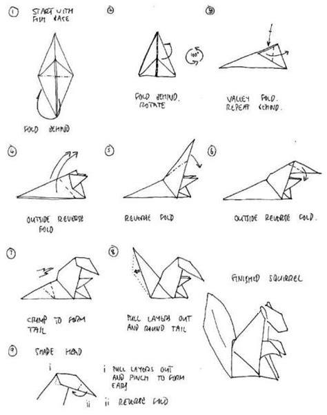 origami squirrel diagram image result for http 4 bp