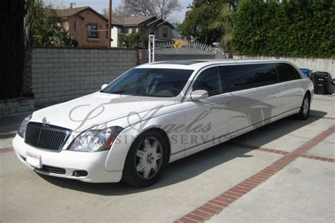 Maybach Limousine by View All Our Limousines Sedans Call 310 775 3607 To