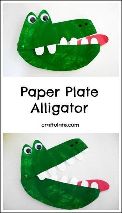 crocodile craft for 25 best ideas about crocodile craft on