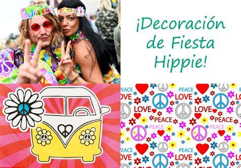 decoracion para fiesta hippie - Decoracion Para Fiesta Hippie