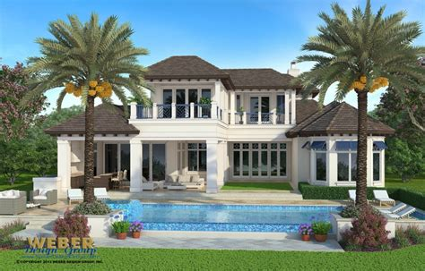 florida house designs naples florida architect port royal custom house design
