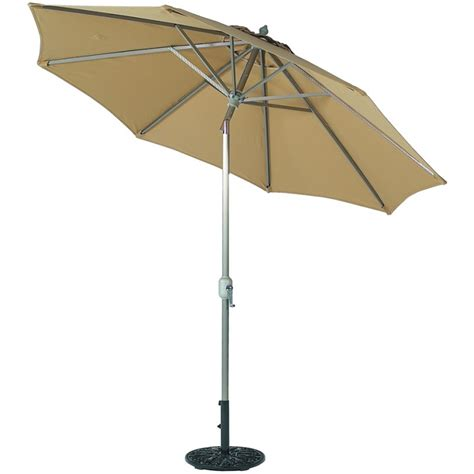 galtech patio umbrellas galtech 9 deluxe auto tilt patio umbrella