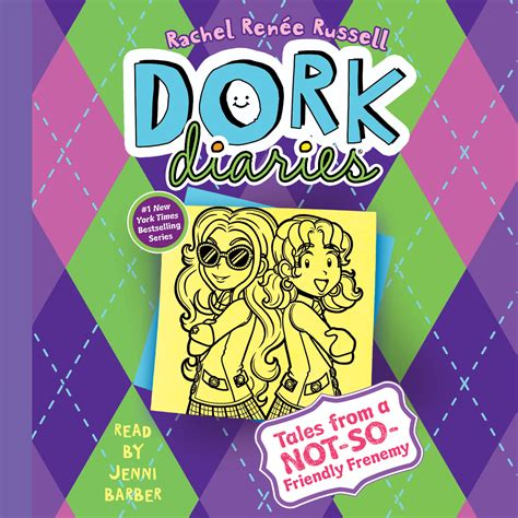 pictures of dork diaries books dork diaries 11 audiobook by ren 233 e