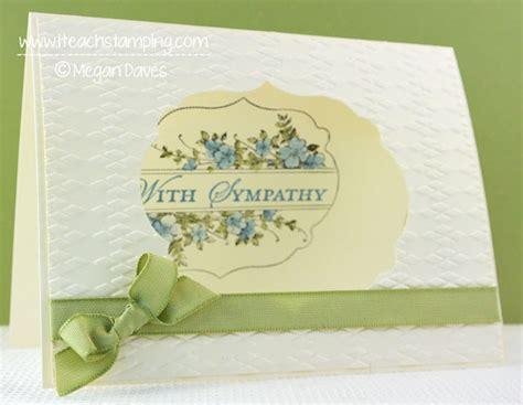 make sympathy card an easy sympathy greeting card that you can make