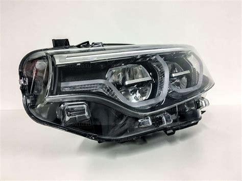 Adaptive Headlights Bmw by Bmw Adaptive Headlights Led Autos Post
