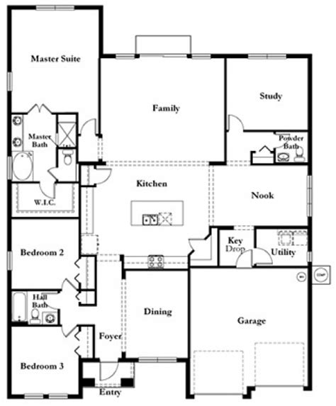 mercedes homes jacqueline floor plan