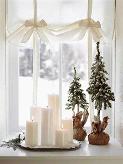 fensterdeko weihnachten modern speyeder net