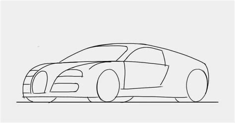 how to draw a car 8 steps with pictures wikihow draw a car