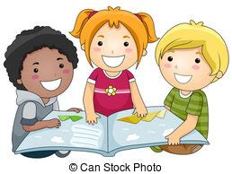 show me a picture of a book buch lesen clipart 36
