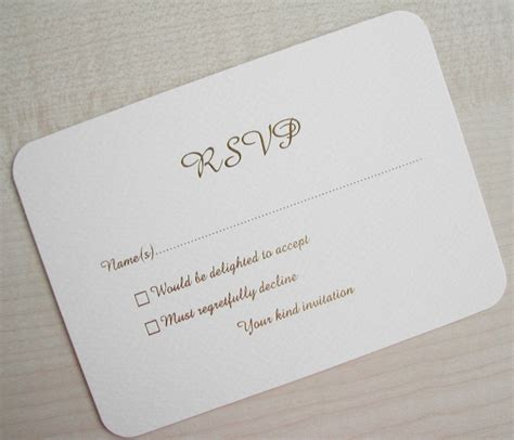 how to make rsvp cards for wedding sonal j shah event consultants llc importance of rsvp s
