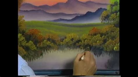 bob ross painting channel bob ross the of painting a friend named