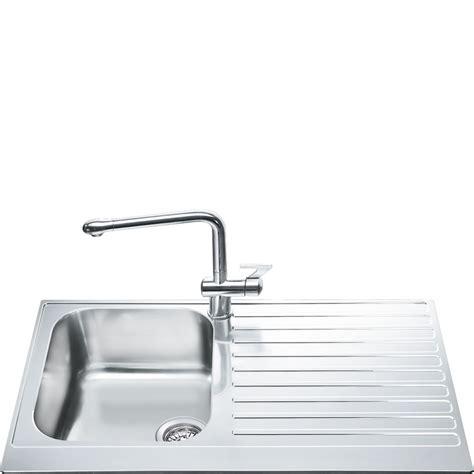 smeg lpd861d kitchen sink 1 bowl piano design sinks lpd861d smeg