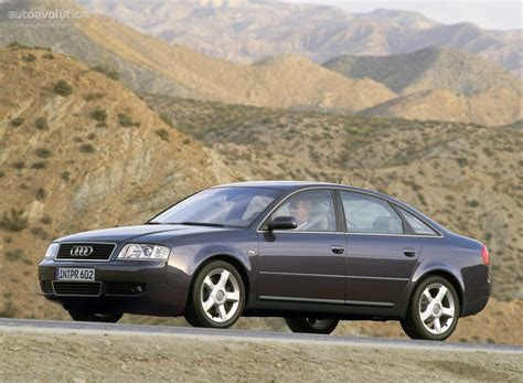 2001 Audi A6 by 2001 Audi A6 Photos Informations Articles Bestcarmag