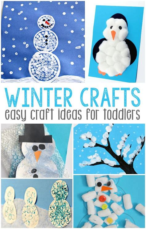 winter craft projects 25 best ideas about winter crafts for toddlers on