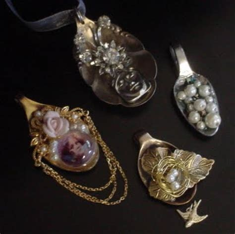 how to make fork and spoon jewelry how to make spoon and fork jewelry tutorials the beading