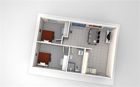two bedroom flat plans photos and