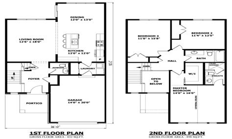 2 story house floor plans modern two story house plans 2 floor house two storey modern day houses floor plan