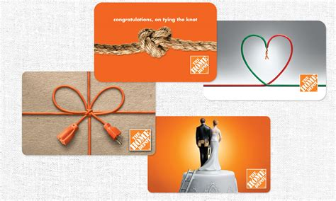 gift card designs the home depot gift card design msi a marketing