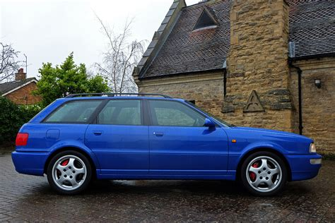 Audi RS2 review: driving the original 'practical Porsche ... Audi Rs2