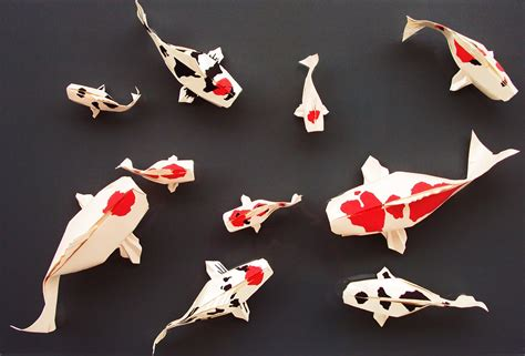 origami koi diagram you should definitely give a carp about these beautiful