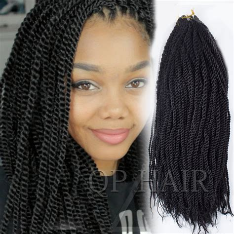 senegalese twist hair brand aliexpress com buy senegalese twist 18 inch black
