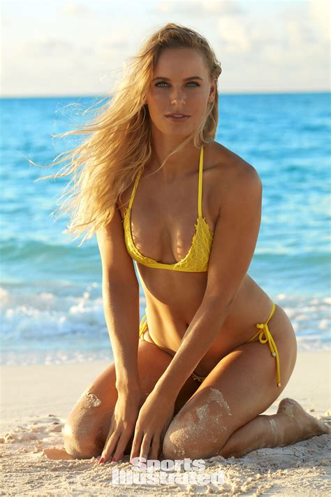 sports illustrated caroline wozniacki in sports illustrated swimsuit