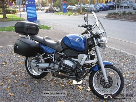 2000 Bmw R1100r by 2000 Bmw R1100r With Equipment Warranty