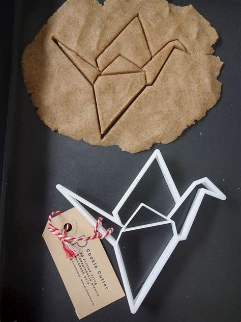 Origami Crane Cookie Cutter Quite