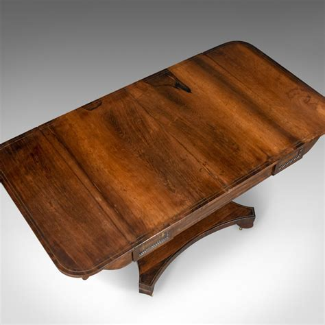 antique sofa tables antique sofa table rosewood regency antiques