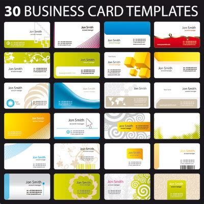 free backgrounds templates for business card video