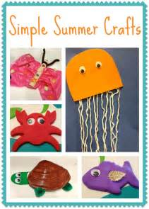 summer craft projects for easy summer crafts for ye craft ideas