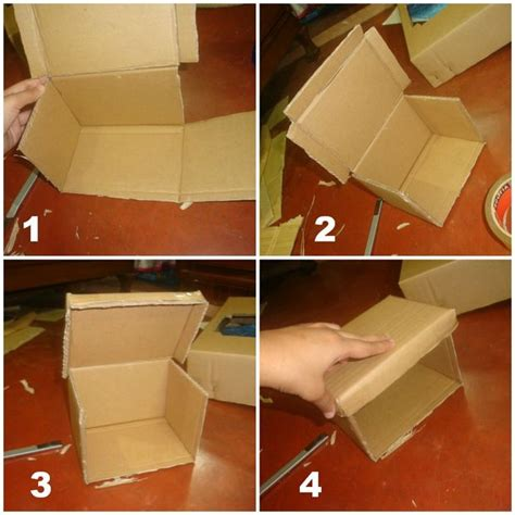 how to make cardboard jewelry boxes diy cardboard accessory box