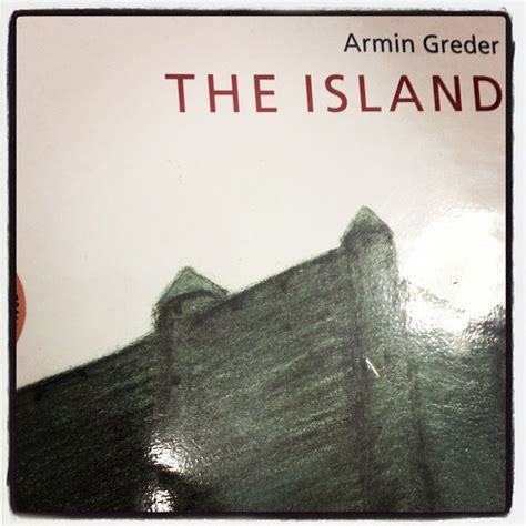 the island picture book greder