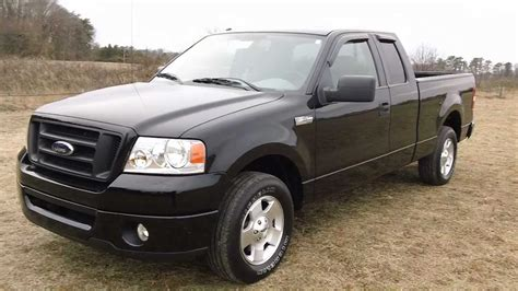 07 Ford F150 by Used Car For Sale Baltimore Maryland 2007 Ford F150 Stx V8