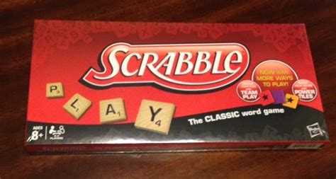 hasbro scrabble hasbro scrabble review giveaway who said nothing in